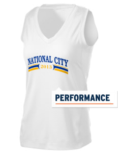 Integrity Charter School National City Women's Performance Fitness Tank