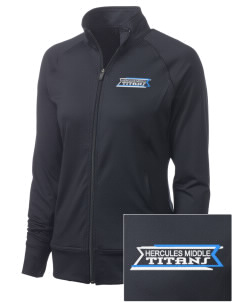 Hercules MiddleHigh School Titans Women's NRG Fitness Jacket