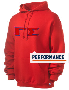 Gamma Sigma Russell Men's Dri-Power Hooded Sweatshirt