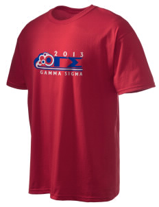 Gamma Sigma Ultra Cotton T-Shirt