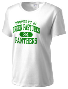 Green Pastures Elementary School Panthers Women's Essential T-Shirt