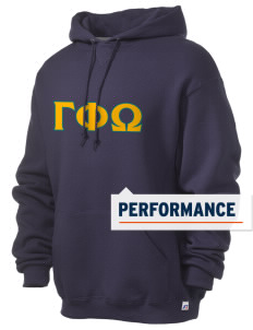 Gamma Phi Omega Russell Men's Dri-Power Hooded Sweatshirt