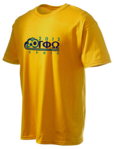 Gamma Phi Omega Ultra Cotton T-Shirt