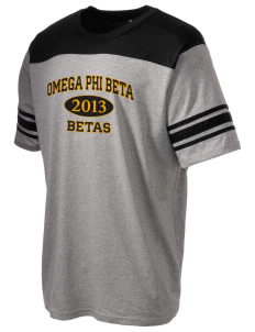 Omega Phi Beta Holloway Men's Champ T-Shirt