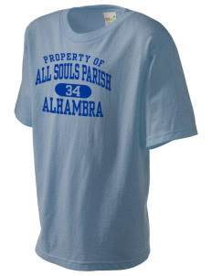 All Souls Parish Alhambra Kid's Organic T-Shirt