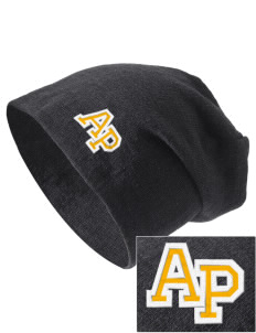 Ascension Parish Baltimore Embroidered Slouch Beanie