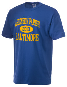 Ascension Parish Baltimore  Russell Men's NuBlend T-Shirt