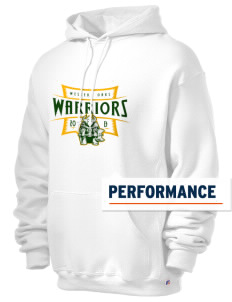 Western Oaks Elementary School Warriors Russell Men's Dri-Power Hooded Sweatshirt