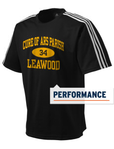Cure of Ars Parish Leawood adidas Men's ClimaLite T-Shirt