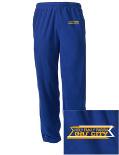 Holy Family Parish Gas City Embroidered Holloway Men's Flash Warmup Pants