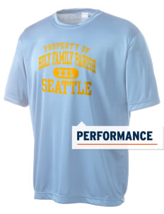 Holy Family Parish Seattle Men's Competitor Performance T-Shirt