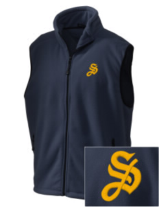 Holy Family Parish Seattle Embroidered Unisex Wintercept Fleece Vest