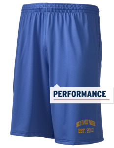 "Holy Family Parish Wilmington Holloway Men's Performance Shorts, 9"" Inseam"