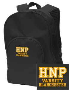 Holy Name Parish Blanchester Embroidered Value Backpack