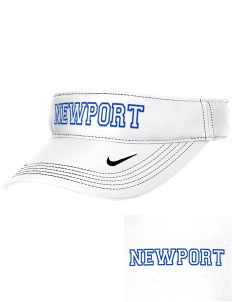 Holy Spirit Parish Newport Embroidered Nike Golf Dri-Fit Swoosh Visor