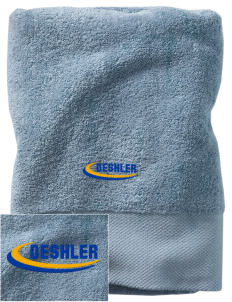 Immaculate Conception Parish Deshler Embroidered Zero Twist Resort Towel