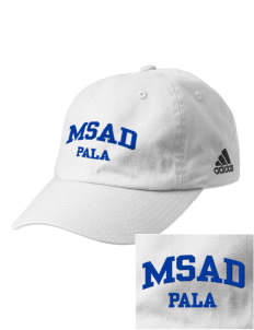 Mission San Antonio de Pala Pala Embroidered adidas Relaxed Cresting Cap