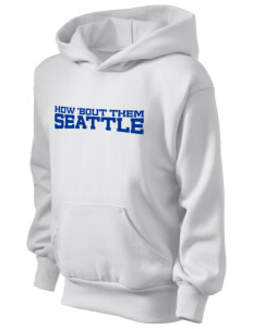 Our Lady of Fatima Parish Seattle Kid's Hooded Sweatshirt
