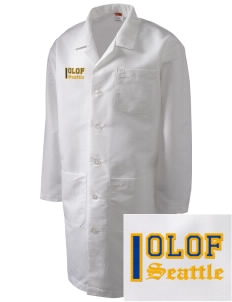 Our Lady of Fatima Parish Seattle Full-Length Lab Coat