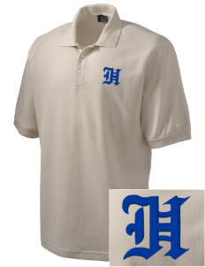 Our Lady of Mount Carmel Parish Hamden Embroidered Nike Men's Pique Knit Golf Polo