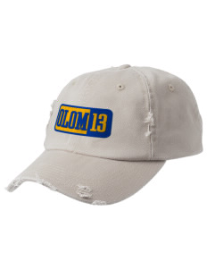 Our Lady of Mount Virgin Parish Seattle Embroidered Distressed Cap