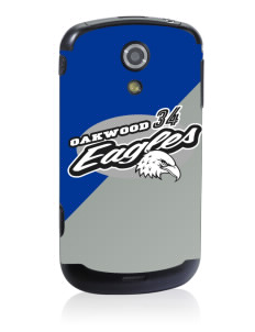 Oakwood Elementary School Eagles Samsung Epic D700 4G Skin