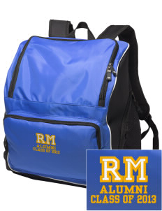 Resurrection Mission Belington Embroidered Holloway Backpack