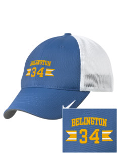 Resurrection Mission Belington Embroidered Nike Golf Mesh Back Cap