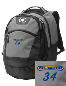 Resurrection Mission Belington Embroidered OGIO Rogue Backpack