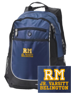Resurrection Mission Belington Embroidered OGIO Carbon Backpack