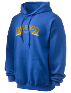Sacred Heart of Jesus Parish Halstead Ultra Blend 50/50 Hooded Sweatshirt