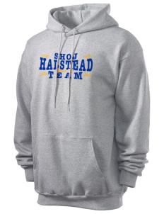 Sacred Heart of Jesus Parish Halstead Men's 7.8 oz Lightweight Hooded Sweatshirt