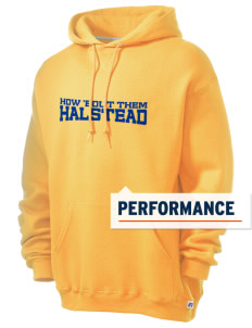 Sacred Heart of Jesus Parish Halstead Russell Men's Dri-Power Hooded Sweatshirt