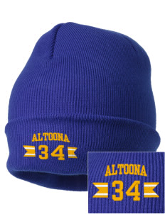 Saint Therese of the Child Jesus Altoona Embroidered Knit Cap