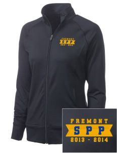 Santa Paula Parish Fremont Women's NRG Fitness Jacket