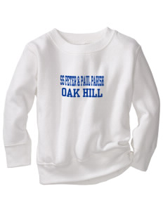 SS Peter & Paul Parish Oak Hill Toddler Crewneck Sweatshirt
