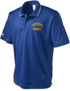St Albert The Great Parish Reno adidas Men's ClimaLite Athletic Polo
