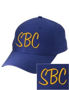 St Bernadette Church Westlake Embroidered Low-Profile Cap