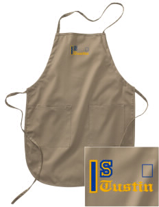 St Cecilia Parish (1957) Tustin Embroidered Full Length Apron