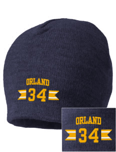 St Dominic Parish Orland Embroidered Beanie