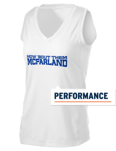 St Elizabeth Parish McFarland Women's Performance Fitness Tank