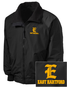 St Isaac Jogues Parish East Hartford Embroidered Tall Men's Challenger Jacket