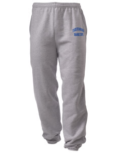 St Isadore The Farmer Parish Orange Cove Sweatpants with Pockets