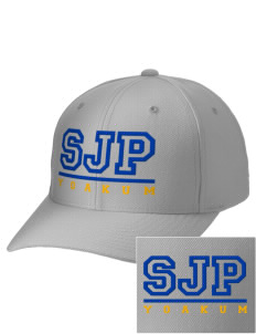St Joseph Parish Yoakum Embroidered Wool Adjustable Cap