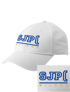 St Joseph Parish (Odessa) Wilbur  Embroidered New Era Adjustable Structured Cap