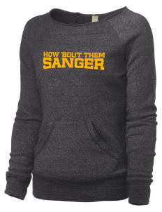 St Katherine Parish (Del Rey) Sanger Alternative Women's Maniac Sweatshirt