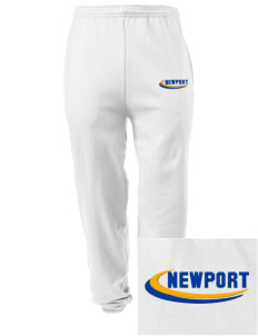 St Jude Parish (Usk) Newport Embroidered Men's Sweatpants with Pockets