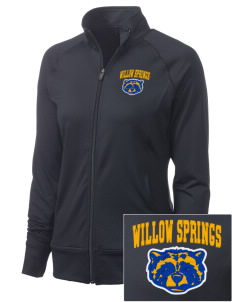 Willow Springs Elementary School Wolverines Women's NRG Fitness Jacket