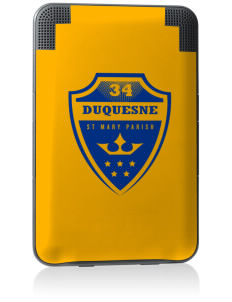 St Mary Parish Duquesne Kindle Keyboard 3G Skin