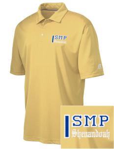 St Mary Parish Shenandoah Embroidered Russell Coaches Core Polo Shirt